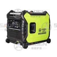 萨登3KW出口汽油发电机超静音便携式汽油发电机