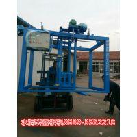 自动水泥砖叠板机码板机上板机厂家供应