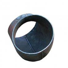 供应108*5铝合金90°弯头 无缝铝三通