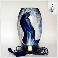 台灯、创意、LED、礼品、个性化、家居、亲缘个性化艺术台灯001