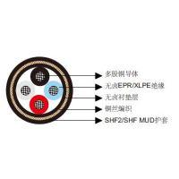 P1或P1/P8 RFOU/TFOU 0.6/1KV NEK606标准海洋工程与船用电缆