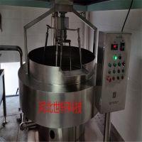 调味品加工机械设备半自动小型香菇酱生产线设备提供商