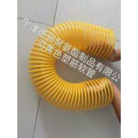 宁津德润专业生产PU不锈钢丝软管32*0.9