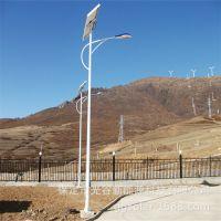 厂家直销太阳能路灯 庭院灯 高杆灯 LED路灯批发 5米路灯