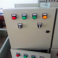 DWK-2XF-22 星三角降压启动控制柜15KW一控三控制柜