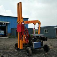 小四轮护栏打桩机源头厂家 多功能打桩机