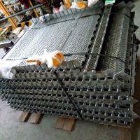 输送机流水线设备配件不锈钢链板厂家 乾德批发