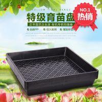 批发特级托盘种植盆石斛蔬菜植物育苗盘玛咖盘长方盘正方厂家直销
