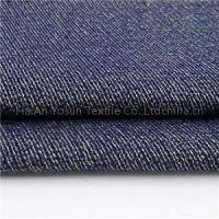 Heavy Calvary Twill Yarn Dye Cotton Polyester Rayon Sp Fabric