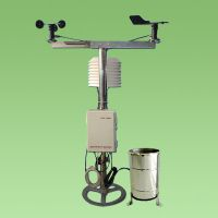 田间小型气象站 温度 湿度 风速 风向 大气压力 雨量 农业仪器
