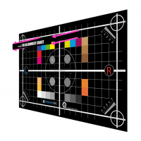 ESSER爱莎3D校准测试卡TE271对齐调整摄像机进行3D CHART图卡