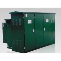 10KV箱变、美式箱式变电站,ZGS11系列组合式变压器,容量:80-1600KVA