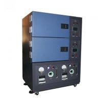 东莞特供双层独立控制氮气烤箱 循环热风烘箱 工业高温干燥箱 佳兴成厂家非标定制