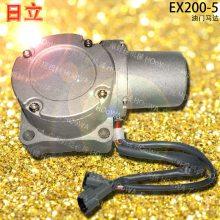 日立EX200-5挖掘机油门马达配件18027299616 日立200-5加油马达