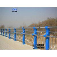 不锈钢桥梁护栏复合管河道隔离栏杆