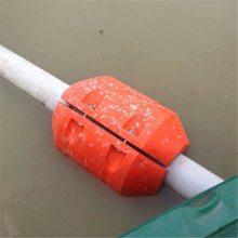 清淤船浮桶排污管道浮体海上石油管道浮筒