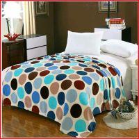 批发珊瑚绒聚酯纤维(涤纶)毛毯加厚保暖法兰绒床单毛毯盖毯透气吸湿珊瑚绒毯礼品