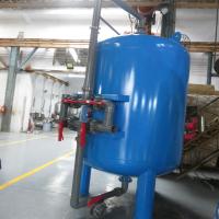 不锈钢机械过滤器 石英砂活性炭过滤器 酒厂洗车场污水处理设备 晨兴质量保证