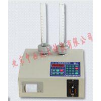 中西供双工位微电脑型振实密度计/振实密度仪 型号:ZX-265562库号:M265562