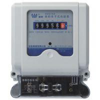 威胜电表DDS102-J3单相电子式电能表