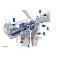 固瑞克风力电机组偏航齿轮/变桨齿轮/电机主轴自动润滑.集中润滑