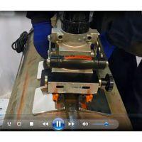 环形 焊缝铣平机