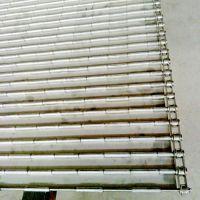 不锈钢清洗流水线链板 乾德机械设备厂家 批发输送链板