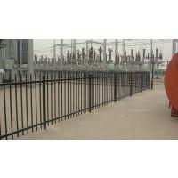 鹤壁锌钢围墙栅栏,Q235三横杆鹤壁组装围墙栏杆,喷塑草坪围栏,仿竹节围栏HC