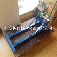 德惠 商场用糖酥果粽子机 玉米糖棒机 振德304不锈钢食品膨化机