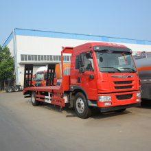 解放挖机拖车龙V拉150挖机的常用拖车三月促销1.0L