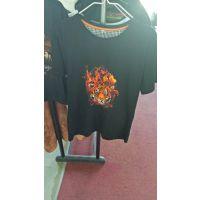 文化衫广告衫图案定制机服装布料打印机个性化数码直喷印花机