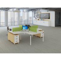 板式办公家具定制职员办公屏风卡位简约办公桌