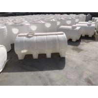 烟台5吨塑料桶 5吨卧式塑料储罐 加厚车载5立方化工桶