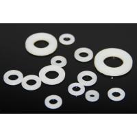 尼龙绝缘平垫 塑胶垫圈 加大尼龙平垫 白色塑胶介子 M2M3M4-M12