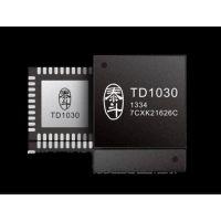 泰斗TD1030 GPS定位芯片(GPS+北斗+GLONASS)双模芯片汽车导航定位芯片