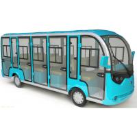 LEM-S14F封闭式观光车,14人座观光车