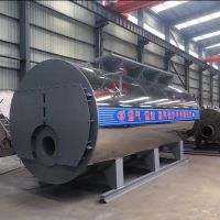 太康环保燃油燃气蒸汽炉 卧式快装天然气工业锅炉