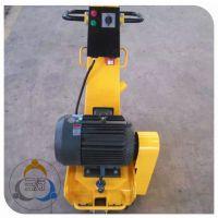 混凝土铣刨机 水泥路面拉毛机打毛机 三人行朴实产品高端配置