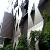 供应新款外墙3.0mm厚铝板 造型镂空氟碳铝单板来图加工
