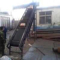 电动皮带输送机生产商连云港 移动式 可移动式玉米皮带输送机中天