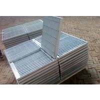 安徽钢格板/格栅板厂家/Q235踏步板/安徽敬飞钢格栅