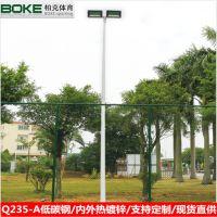 厂家直销 珠海球场照明灯杆 市政道路灯杆 6米单弯路灯灯杆