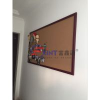 肇庆玻璃白板软木板7四会照片墙留言板7挂式创意写字板