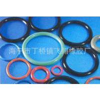 厂家供应多种颜色的氟橡胶O型圈  硅橡胶密件  各种橡胶杂件
