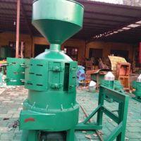 砂轮脱皮机设备 高品质家用粮食脱皮机 恒丰商用谷物去皮碾米机