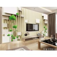 竹木阁简约现代5D浮雕背景墙客厅立体3D凹凸电视背景墙集成面板厂家直销