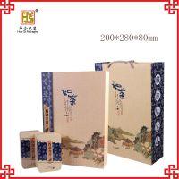 东莞市包装工厂 高档茶叶礼盒套装定制 新款特色茶叶包装