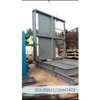 双丝杠电液动闸板门用于截断或接通管路中的介质15720447472