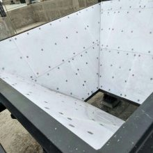 15毫米聚乙烯防火密度板 超高分子量聚乙烯异形护舷贴面板批发