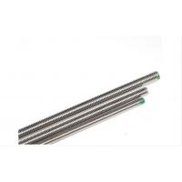 4.8级碳钢丝杆无头螺丝双头牙白锌/黄铜丝杆/304不锈钢丝杆全螺纹螺杆牙条螺柱1米2米3米可定制